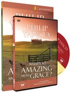 What's So Amazing About Grace? (Participant's Guide With Dvd) Paperback