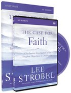Case For Faith, the (Study Guide With DVD) Paperback