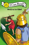 David and the Giant (My First I Can Read/beginner's Bible Series) Paperback