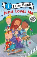 Jesus Loves Me (I Can Read!1 Series) Paperback