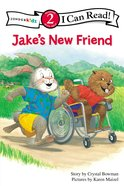 Jake's New Friend (I Can Read!2/jake Series) Paperback