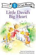 Little David's Big Heart (I Can Read!1/little David Series) Paperback