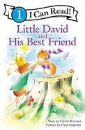 Little David and His Best Friend (I Can Read!1/little David Series) Paperback