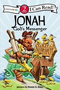 Jonah - God's Messenger (I Can Read!2/biblical Values Series) Paperback