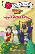 Brave Queen Esther (I Can Read!2/adventure Bible Series) Paperback