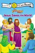 Jesus Saves the World (My First I Can Read/beginners Bible Series) Paperback