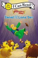 Daniel and the Lions' Den (My First I Can Read/beginners Bible Series) Paperback