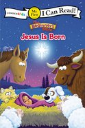 Jesus is Born (My First I Can Read/beginner's Bible Series) Paperback
