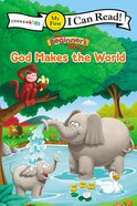 God Makes the World (My First I Can Read/beginner's Bible Series) Paperback