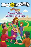 Queen Esther Saves Her People (My First I Can Read/beginners Bible Series) Paperback