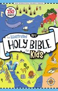 NIRV Illustrated Holy Bible For Kids Full Color