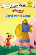 The Beginner's Bible David and the Giant (My First I Can Read/beginners Bible Series)
