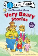 The Berenstain Bears Very Beary Stories (3 Books in 1) (I Can Read!1/berenstain Bears Series) Hardback