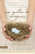 Millar De Obsequios, Un (One Thousand Gifts) Paperback