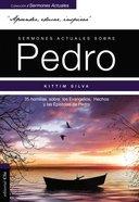 Sermones Actuales Sobre Pedro Paperback