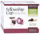 Communion: Fellowship Cup, the (Use By Date is in American Format Mm/Dd/Yyyy) (Box Of 100) Box