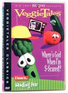Veggie Tales #01: Where's God When I'm Scared? (#01 in Veggie Tales Visual Series (Veggietales)) DVD