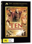 The Ten Commandments (1956 2-disc Set) DVD