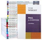 Ntfe: For Everyone Complete New Testament Commentary (18 Vols) Box