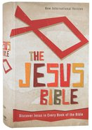NIV Jesus Bible (Red Letter Edition) Hardback