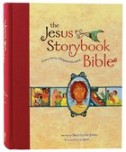 The Jesus Storybook Bible (Large Format) Hardback