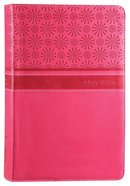 NIRV Gift Bible Pink Girls Edition (Black Letter Edition) Premium Imitation Leather
