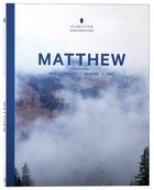 NLT Matthew (Alabaster Guided Meditations Series) (Alabaster Guided Meditations Series) Paperback