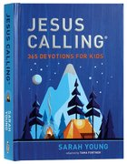 Jesus Calling: 365 Devotions For Kids (Boys Edition) Hardback