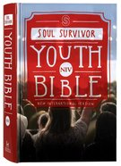 NIV Soul Survivor Youth Bible Hardback