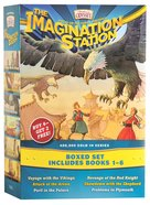 Aio: Imagination Station Boxed Set (Books 1-6) (Adventures In Odyssey Imagination Station (Aio) Series) Pack