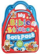 My Bible Sticker Backpack Paperback