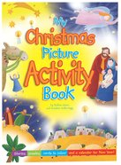 My Christmas Picture Activity Book Paperback