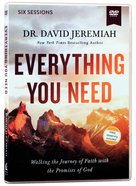 Everything You Need: 7 Essential Steps to a Life of Confidence in the Promises of God (Video Study) DVD