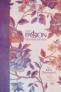 TPT New Testament Peony (Black Letter Edition) (With Psalms, Proverbs And The Song Of Songs) Hardback
