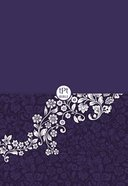 TPT New Testament With Psalms, Proverbs and Song of Songs Compact Violet (Black Letter Edition) Imitation Leather