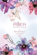 TPT NT 2020 Fabric Hardcover Passion in Plum (Black Letter Edition) (New Testament With Psalms, Proverbs And The Song Of Songs) Fabric Over Hardback