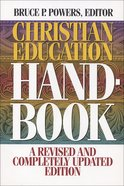 Christian Education Handbook (1996) Hardback