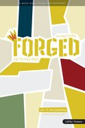 Discipleship (Preteen Discipleship Guide) (#04 in Forged Faith Refined Preteen Bible Study Series) Spiral