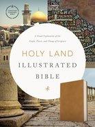 CSB Holy Land Illustrated Bible Ginger Imitation Leather