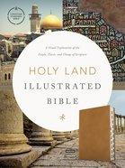 CSB Holy Land Illustrated Bible Ginger Indexed Imitation Leather
