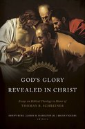God's Glory Revealed in Christ eBook