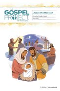 Jesus the Messiah (Preschool Leader Guide) (#07 in The Gospel Project For Kids Series) Spiral