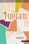 Identity (Leader Guide) (#02 in Forged Faith Refined Preteen Bible Study Series) Spiral