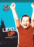 Teamkid: Level Up! Younger Kids Activity Pages Paperback