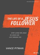 The Life of a Jesus Follower (Study Book) Paperback