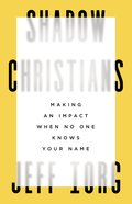 Shadow Christians eBook