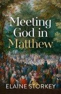 Meeting God in Matthew Paperback