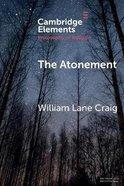 The Atonement Paperback
