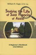 Studying the Life of Saint Francis of Assisi Paperback