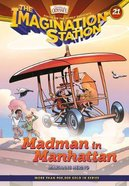 Madman in Manhattan (#21 in Adventures In Odyssey Imagination Station (Aio) Series) Paperback